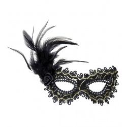 Halb- und Augen Masken