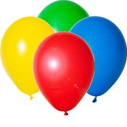 Pastell Luftballons