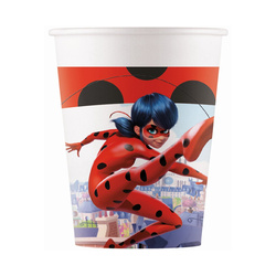 Miraculous 8 Becher