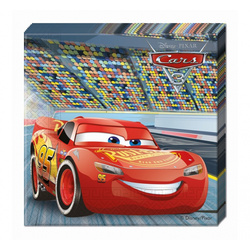 Disney Cars 20 Servietten