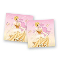 Princess Once Upon a Dream 20 Servietten