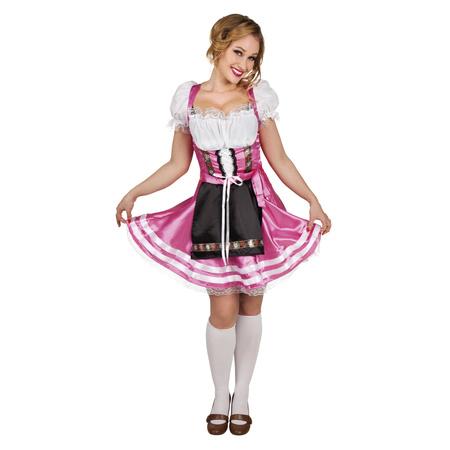 a68b514cb7f954 Süße Bäuerin Dirndl Kostüm - Partyklar.de Ihr Fasching Partyshop für ...