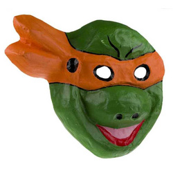 Turtle Theatermaske