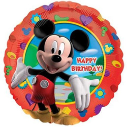 Mickey Maus Happy Birthday Folienballon 45cm