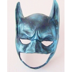 Fledermann Hero Theatermaske