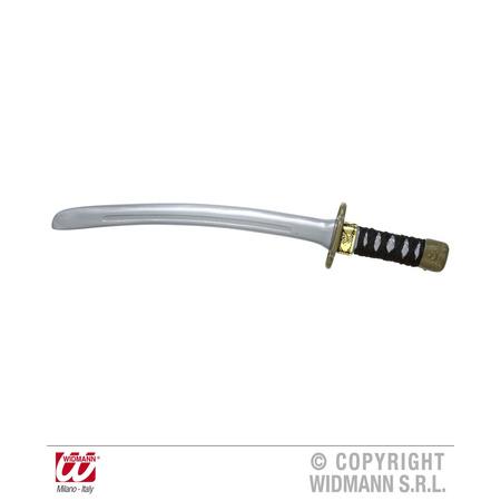 Ninja Schwert Schwarz 42cm Kunststoff Partyklar De Ihr Fasching