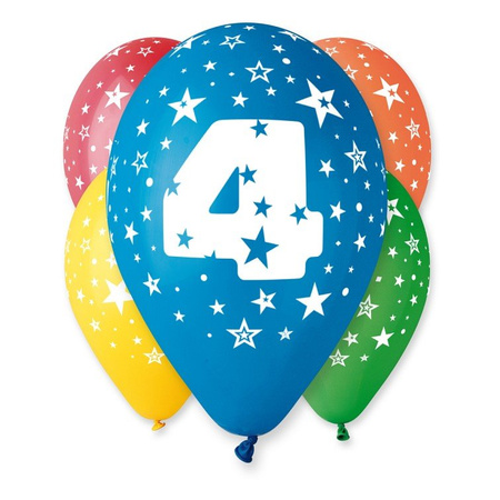 4.Geburtstag