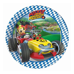 Mickey Maus Roadster Racers 8 Teller mittel
