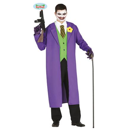 horror clown joker kostum