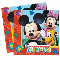 Playful Mickey Mouse 20 Servietten