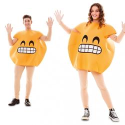 Kackhaufchen Emoticon Emoji Kostum Partyklar De Ihr Fasching